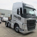 Collier Haulage Lorry
