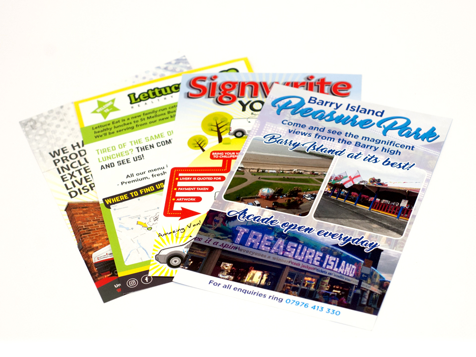 Stationery, Business Cards and flyers Monmouth | Chillipepper Signs