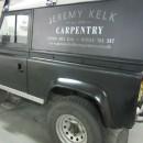 Jeremy Kelk Land Rover