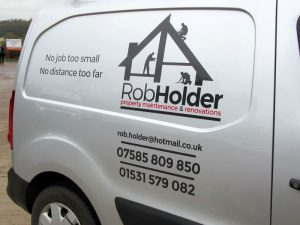 vehicle graphics, vinyl car wrap Monmouthshire, South Wales