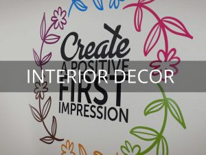 interior decor, graphics, wall art Monmouthshire, South Wales