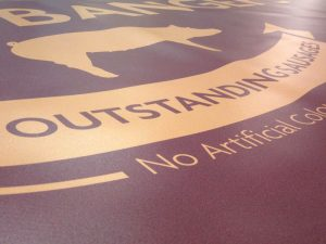 banners printed, Monmouthshire, South Wales